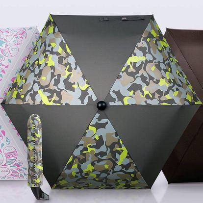Do deště s grácií: Designové deštníky Desibrella navržené umělci z celého světa