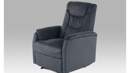 Relaxační křeslo TV-7013 GREY2 Autronic