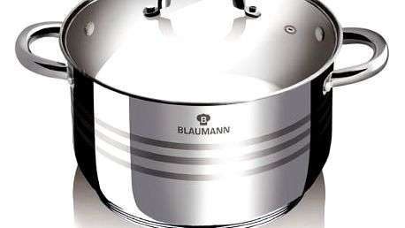 Blaumann Hrnec s poklicí nerez Gourmet Line 24 cm, pr. 24 cm