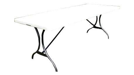 Garthen 689 Zahradní skládací stůl - 244 cm