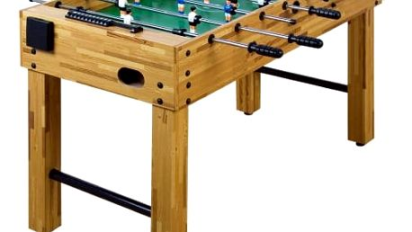 MAX 1227 Stolní fotbal - buk 121 x 101 x 79 cm