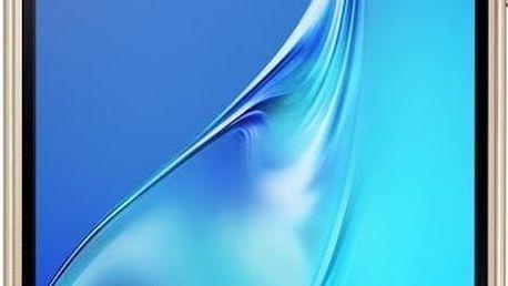 Smartphone Samsung Galaxy J3 (2016) (SM-J330FZKDETL), dual SIM, zlatá