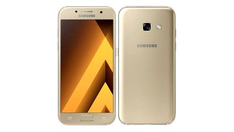 Mobilní telefon Samsung Galaxy A3 (2017) (SM-A320FZDNETL) zlatý + Doprava zdarma