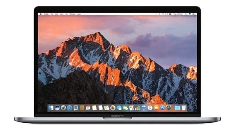 "Notebook Apple 15"" s Touch Bar 512 GB - Space Gray (MPTT2CZ/A) + DOPRAVA ZDARMA"