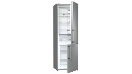 Kombinace chladničky s mrazničkou Gorenje Advanced N6X2NMX nerez + Doprava zdarma