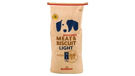 Granule Magnusson Meat & Biscuit Light 14 kg + Doprava zdarma