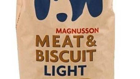 Granule Magnusson Meat & Biscuit Light 14 kg + Doprava zdarma