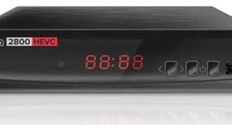 Alma HD2800 DVB-T2 HEVC
