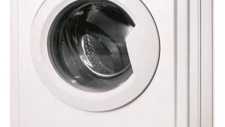 Automatická pračka Indesit Giugiaro IWSC 51051 C ECO EU bílá + Doprava zdarma