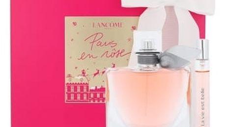 Lancome La Vie Est Belle dárková kazeta pro ženy parfémovaná voda 75 ml + parfémovaná voda 10 ml
