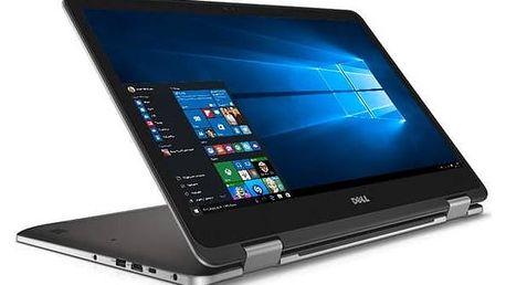 Notebook Dell Inspiron 17z 7000 (7779) Touch (TN-7779-N2-711S) šedý + Doprava zdarma