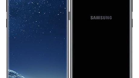 Mobilní telefon Samsung S8+ - Midnight Black (SM-G955FZKAETL) + DOPRAVA ZDARMA