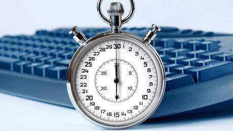 Zrychlení počítače nebo notebooku na počkání