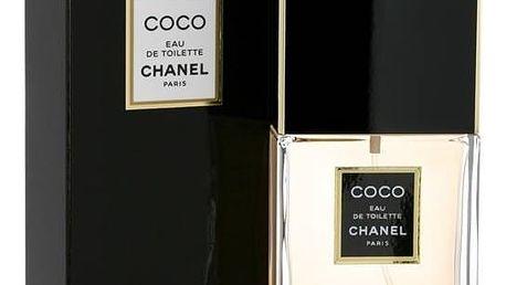Chanel Coco toaletní voda dámská 100 ml + Doprava zdarma