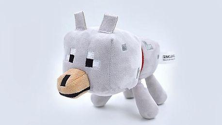 Minecraft - Plyšový Wolf