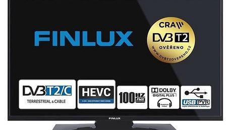 Televize Finlux 32FHB4120 černá + Doprava zdarma
