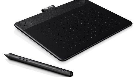 Tablet Wacom Intuos Photo Pen&Touch S (CTH-490PK) černý