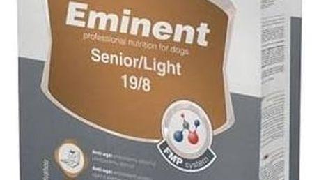 Granule Eminent Senior Light 15 kg + 2 kg ZDARMA + Doprava zdarma
