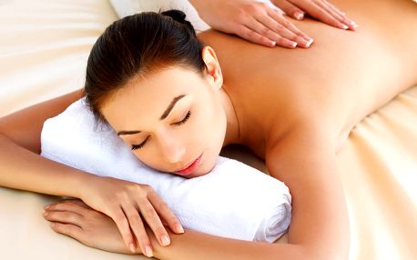 Luxusní masáž dle vlastního výběru