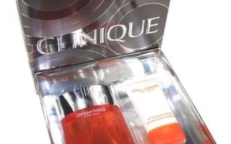 Clinique Happy For Men dárková kazeta pro muže kolínská voda 100 ml + balzám po holení 50 ml