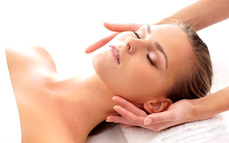 Lymfatická masáž obličeje, krku a dekoltu