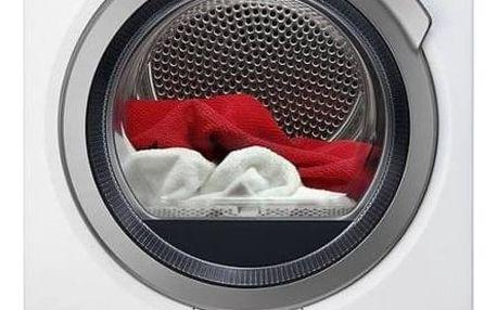 Sušička prádla AEG AbsoluteCare® T8DBE68SC bílá + Cashback 1500 Kč + Doprava zdarma