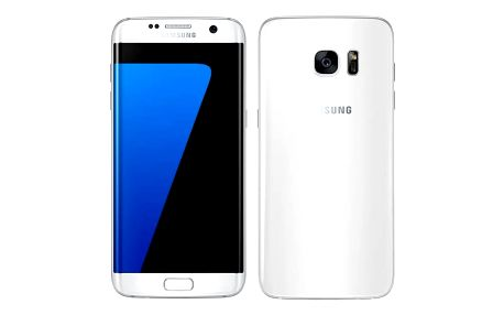 Mobilní telefon Samsung Galaxy S7 edge 32 GB (G935F) (SM-G935FZWAETL) bílý + Doprava zdarma
