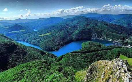 Romantika s wellness pro dva v krásné přírodě u košické přehrady
