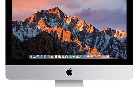 "Počítač All In One Apple iMac 21,5"" Retina 4K (MNE02CZ/A) + Doprava zdarma"