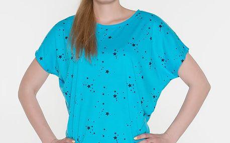 Tričko SAM 73 WT 742 Modrá