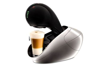Espresso Krups NESCAFÉ® Dolce Gusto™ Movenza KP600E31 stříbrné + Doprava zdarma