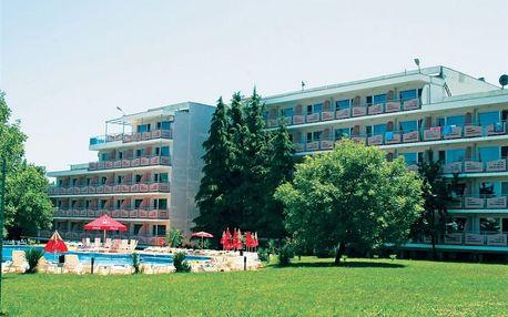 Bulharsko, Burgas, letecky na 8 dní