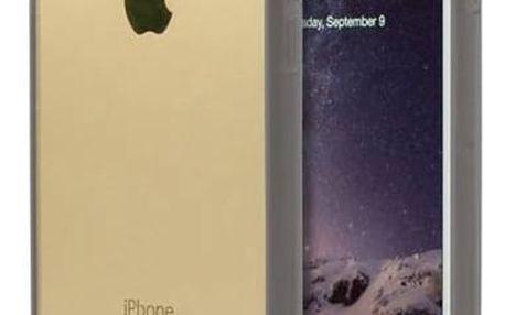 Kryt na mobil Aprolink Soft Edge Case Plus pro iPhone 6 (i6PT03.BK) černý