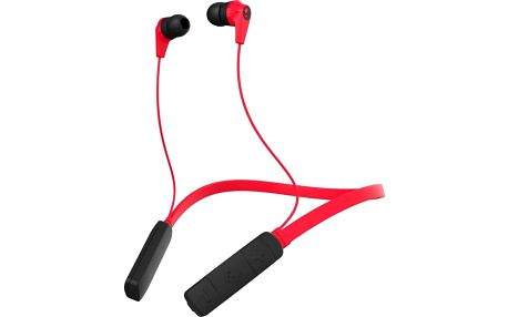 Sluchátka Skullcandy Ink'd Wireless (S2IKW-J335) černá/červená