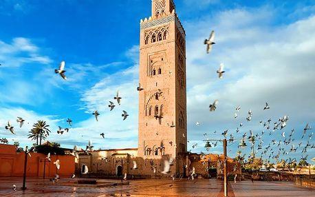 Maroko, letecky na 8 dní
