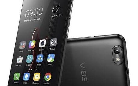 Mobilní telefon Lenovo VIBE C (PA300115CZ ) černý