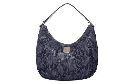 Dámská kabelka Just Cavalli přes rameno, modrá