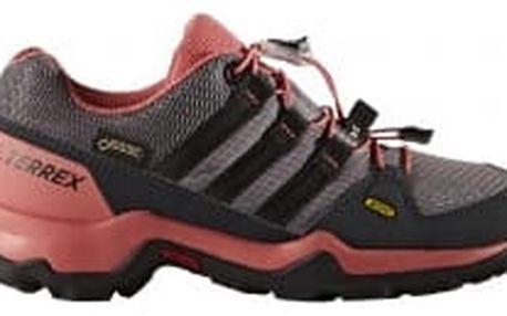 Dětská treková obuv adidas TERREX GTX K   BB1949   Růžová   38
