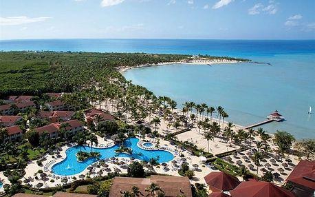 Dominikánská republika, La Romana, letecky na 8 dní all inclusive