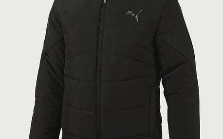 Bunda Puma Ess Padded Jacket Black Černá