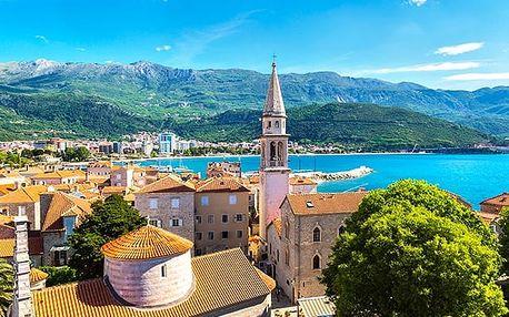 Hotel Kangaroo***, Budva, Černá Hora - save 11%, Nezapomenutelná dovolená na pláži v Budvě