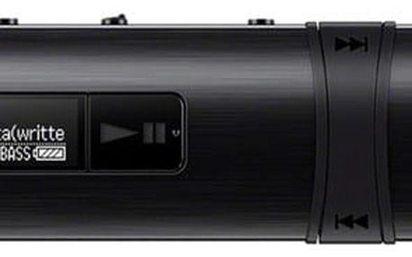 Sony NWZ-B183FB / 4 GB (Black)