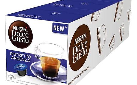Set (3x Kapsle pro espressa Nescafé Dolce Gusto RISTRETTO ARDENZA)