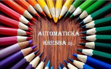 AUTOMATICKÁ KRESBA - základy