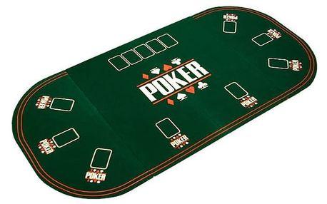 Garthen 506 Poker podložka skládací dřevěná 160 x 80 cm, 10 kg