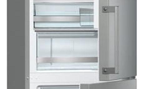 Kombinace chladničky s mrazničkou Gorenje Essential RK 6192 LX nerez + DOPRAVA ZDARMA
