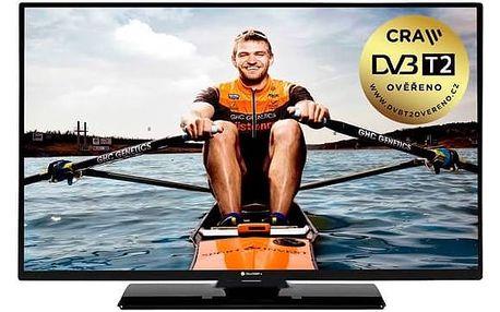 Televize GoGEN TVH 24N384 STWEB černá + Doprava zdarma