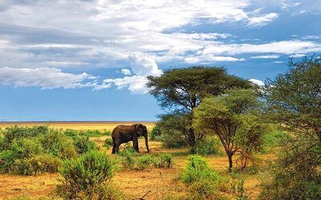 Keňa, letecky na 11 dní