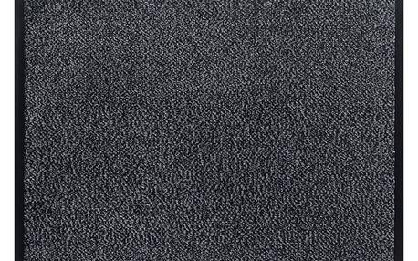 Vopi Vnitřní rohožka Mars šedá 549/007, 90 x 150 cm
