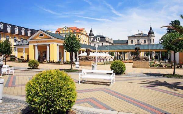 Hotel Zátiší Františkovy Lázně